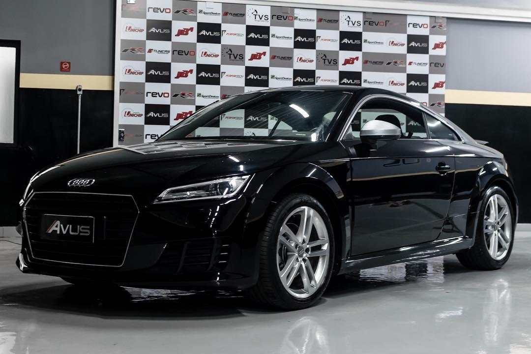 Audi TT - Stage 1+