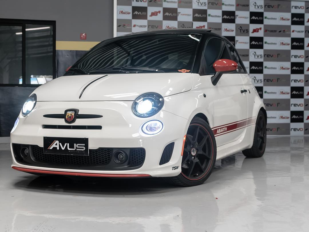 FIAT 500 ABARTH - STAGE 2