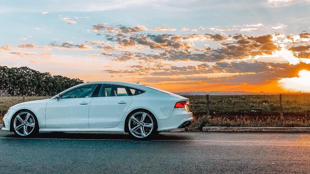 Reprogramação - Audi RS7 Stage 2