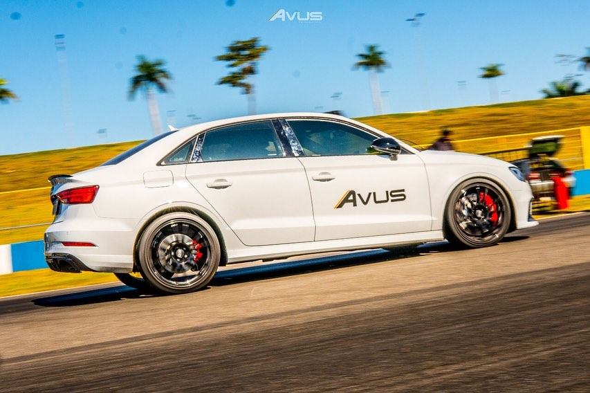 Audi RS3 - Stage 3 E70